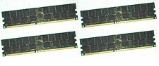 NOT FOR PC/MAC! 16GB (4x4GB) HP ProLiant DL380 G4 Memory RAM ECC REG