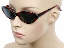 NEW WOMEN'S SEXY FASHION TREND RETRO CAT EYE SMALL SHADES SUNGLASSES RED KS228HP