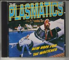 CD : The Plasmatics - New Hope for the wretched !