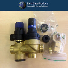Line strainer pressure reducing valve and 6 bar blow, MEGAFLOW CWIC 355 030