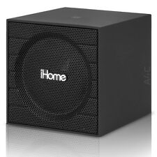 iHome IBN17 Rubberized Rechargeable Bluetooth Speaker with NFC / Multi-Pairing