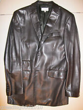 LEATHER DUNHIL JACKET