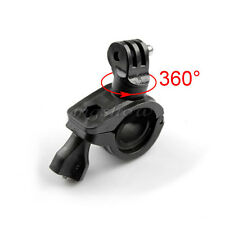 Bike Motorcycle Handlebar Seatpost Pole Mount Clamp Holder For GoPro Hero 5 4 3+