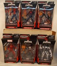 Hasbro Marvel Legends Hobgoblin BAF Series Spider-Man Pizza Anti-Venom Set MISP