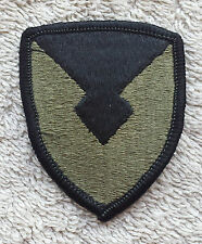 US ARMY PATCH US Army Materiel Command (AMC) Subdued Badge/Insignia/Emblem USA