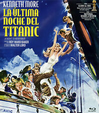 LA ULTIMA NOCHE DEL TITANIC (BLU-RAY DISC BD PRECINTADO) KENNTH MORE