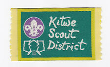 AFRICA SCOUTS OF ZAMBIA - ZAMBIAN KITWE SCOUT DIVISION Patch