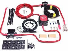 3mtr Pro Split Charge System 12V 140a Durite VSR 110a Ready Made Leads+Fuse Box