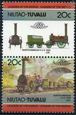 1830 Northumbrian (Liverpool & Manchester Railway) Train Stamps / LOCO 100