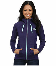 New Womens North Face Ladies Castle Crag Hoody Jacket Purple Medium