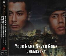 CHEMISTRY - YOUR NAME NEVER GONE / Now or Never / You Got Me - Japan CD NEW