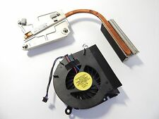 HP ProBook 6450b CPU Cooling Fan & Heatsink Set. 613349-001 & 613351-001