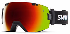 Smith - I/OX | Snow Goggles | Black - Red Sol-X Mirror