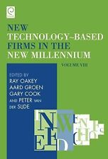 New Technology Based Firms in the New Millenium, VIII Vol.8 (2010, Hardcover)