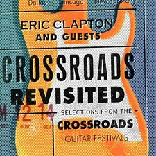 ERIC CLAPTON AND GUESTS CROSSROADS REVISITED 3 CD DIGIPAK NEW