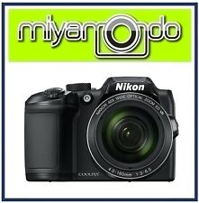 Nikon CoolPix B500 Digital Camera (Black) + 8GB + Case (M'sia)