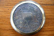 ancien boitier de montre à gousset Suisse Remontoir Supérieur Haute Précision