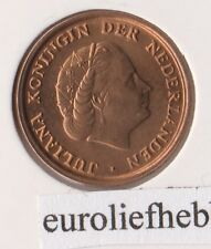 NEDERLAND   Nu of nooit     Juliana  1 Cent 1979  UNC/FDC    RARE