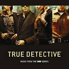 OST/TRUE DETECTIVE  CD NEU