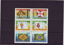 BRAZIL - SG1730-1734 MNH 1978 FLAGS