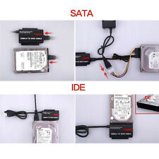 "USB 3.0 to 2.5""/3.5"" SATA / IDE Hard Drive Adapter with Power Supply Tool Kit"