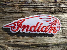 ECUSSON PATCH THERMOCOLLANT aufnaher toppa INDIAN biker country moto motard rock