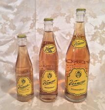 VINTAGE VERNORS COLLECTOR BOTTLE SET