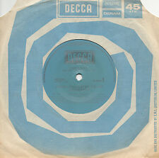 """FRANK CHACKSFIELD & HIS ORCHESTRA- LIMELIGHT - 7"""" 45 VINYL RECORD 1973"""