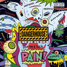 Dangerhouse Vol 2: Give Me A Little Pain! / Alley Cats Black Randy Rhino 39 OVP