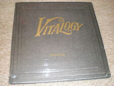 Pearl Jam LP Vitalogy  SEALED
