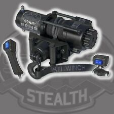 YAMAHA RHINO, GRIZZLY SE35 KFI SERIES STEALTH WINCH 3500 LBS CAPACITY #10-0202
