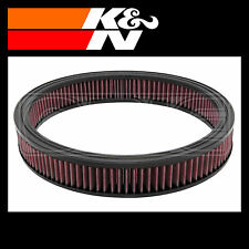 K&N E-1560 High Flow Replacement Air Filter - K and N Original Performance Part