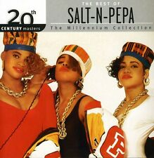 Salt-N-Pepa - 20th Century Masters: Millennium Collection [New CD] Jewel Case Pa