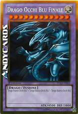 Drago Occhi Blu Finale ☻ Oro ☻ PGLD IT055 ☻ YUGIOH ANDYCARDS
