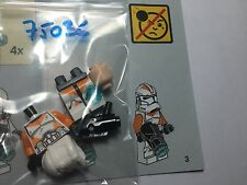 LEGO Star Wars 75036 Utapau Troopers Minifigure de 212th Clone Trooper NEUF