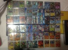 Pokemon cards mega ex full art bundle lot 25 1st edition fossil base jungle