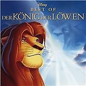 Walt Disney Best of the Lion King Soundtrack CD