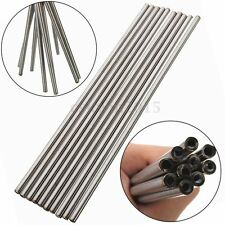 2Pcs 304 Stainless Seamless Steel Capillary Tube OD 5mm x 3mm ID, Length 250mm