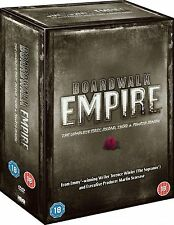 Boardwalk Empire Complete HBO TV Series 19 Discs DVD Collection Boxset New