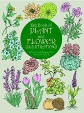 Big Book of Plant and Flower Illustrations Dover Pictorial Archive