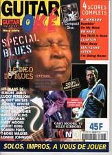 """GUITAR COLLECTOR'S #4 HS OKE """"Le Dico du Blues"""" (REVUE)"""