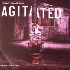 TODDLA T - WATCH ME DANCE: AGITATED BY ROSS ORTON & PIPES - CD, 2012 - PROMO