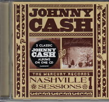 Johnny Cash / The Mercury Records Nashville Sessions Volume 1 - 20 Tracks (NEU)