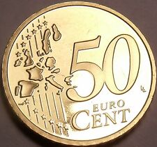 Cameo Proof Germany 2002-A 50 Euro Cents~Berlin Minted~Cameo~Free Shipping~