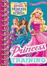 Barbie Princess Charm School Princess in Training Coloring Book!! New!! Kids