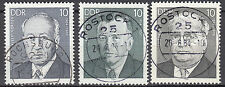 DDR 1984 Mi. Nr. 2849-2851 TOP Vollstempel Gestempelt LUXUS!!! (22359)