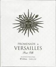 French Perfume !100ml EDP Promenade A Versailles.