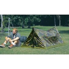 Pup Tent Camouflage 2 Person Scout Military Pup Hunting Camping Hiking Camp Camo