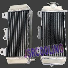 Aluminum Radiator fit for Yamaha YZ250F 2007 2008 2009 New 2 ROW left and right