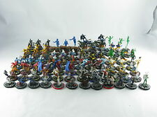 Heroclix Collateral Damage Complete Set, 01 - 96, Green Lantern, Superman etc